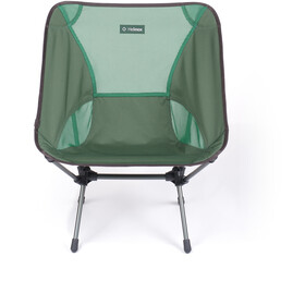 Helinox One Chaise, forest green/steel grey